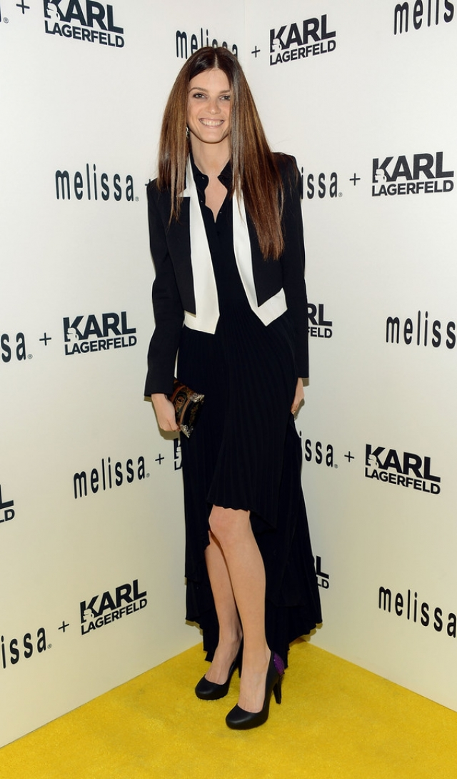 Melissa + Karl Lagerfeld Line Launches in NYC 38626