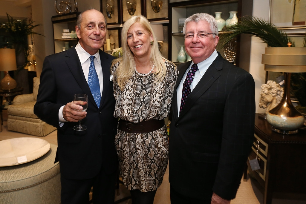 John-Richard Showroom Opening At The New York Design Center 38667