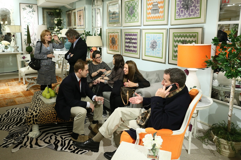 John-Richard Showroom Opening At The New York Design Center 38687