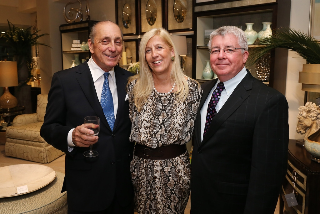 John-Richard Showroom Opening At The New York Design Center 38695