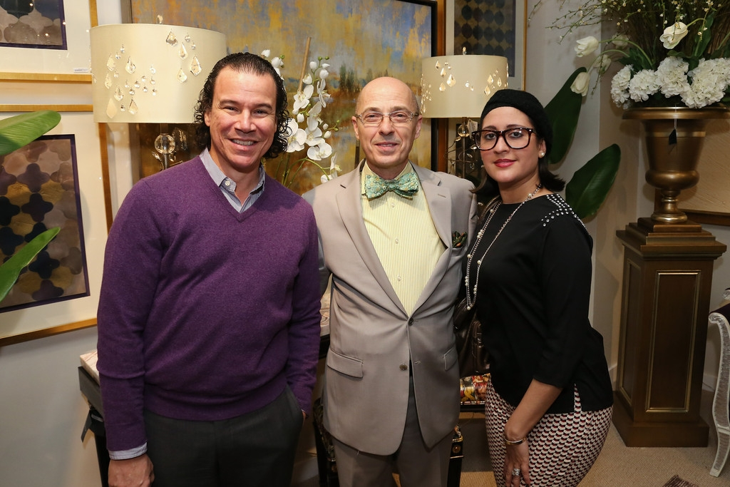 John-Richard Showroom Opening At The New York Design Center 38783