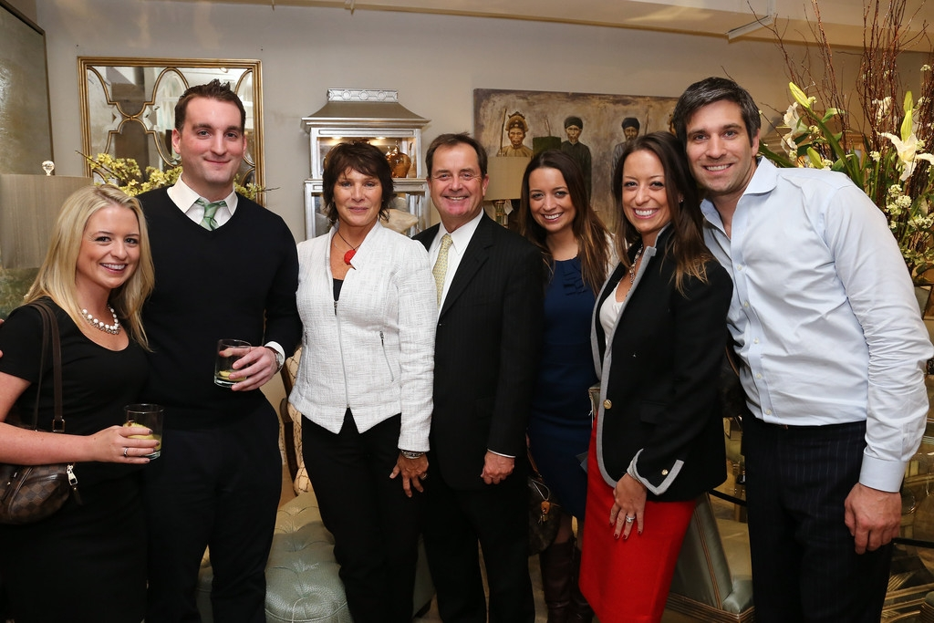 John-Richard Showroom Opening At The New York Design Center 38801