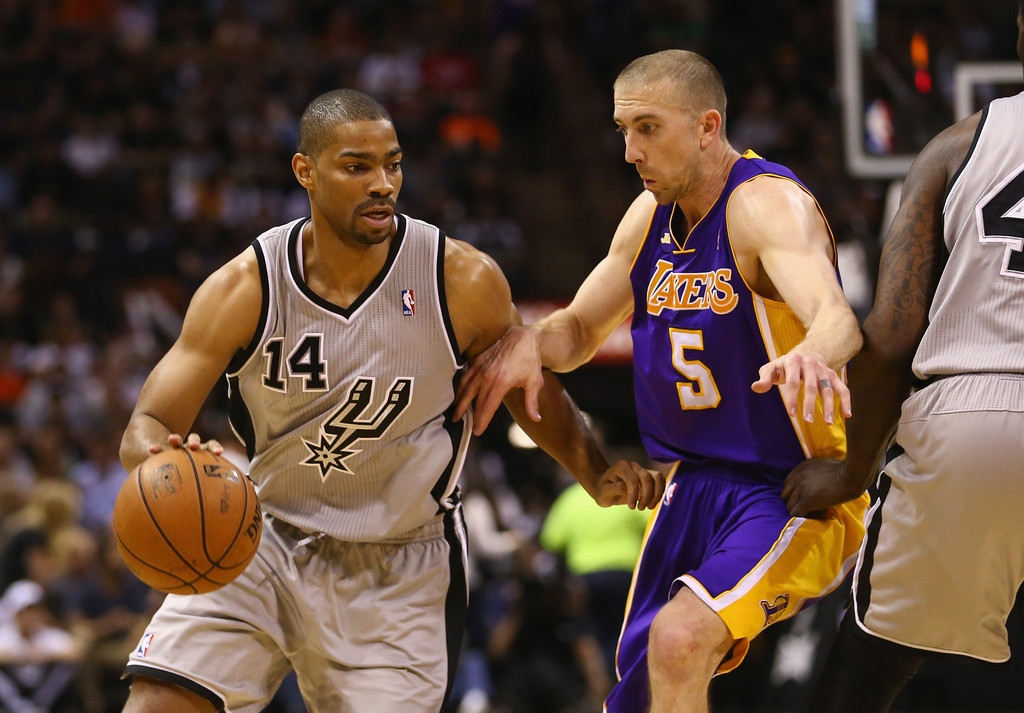 Los Angeles Lakers v San Antonio Spurs  38926