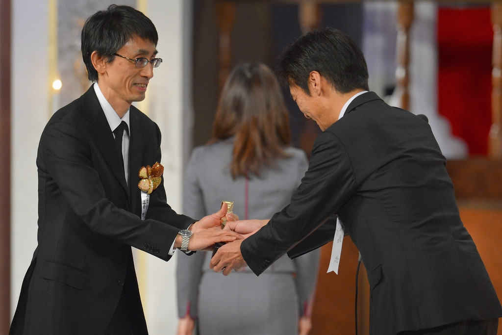 36th Japan Academy Awards 39165