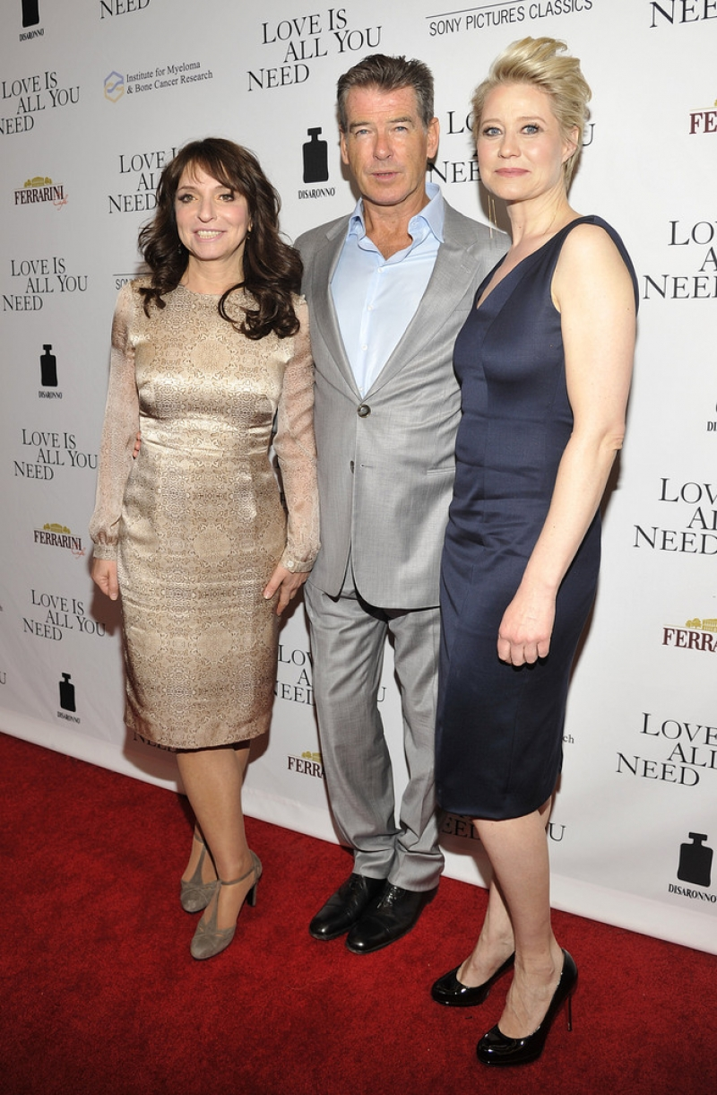 Arrivals at the 'Love is All You Need' Premiere 39179