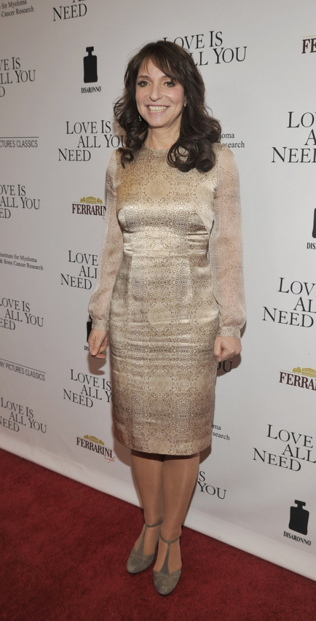 Arrivals at the 'Love is All You Need' Premiere 39202