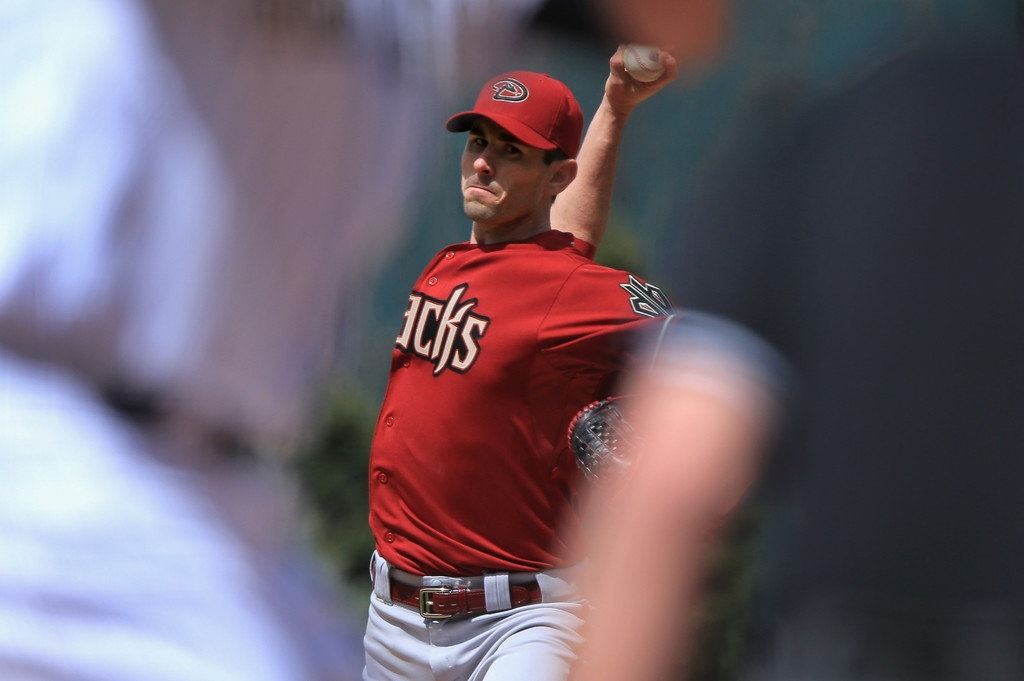 Arizona Diamondbacks v Colorado Rockies 39228
