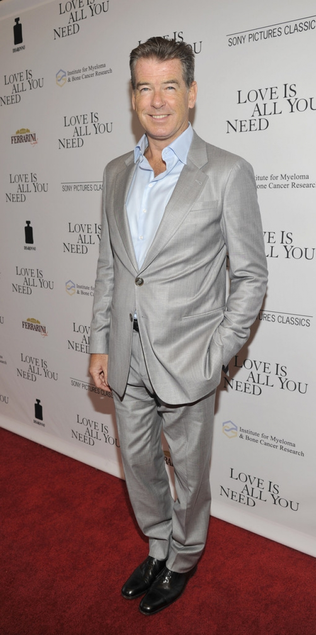 Arrivals at the 'Love is All You Need' Premiere 39248