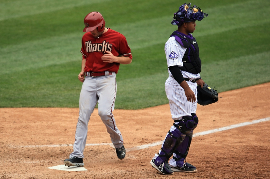 Arizona Diamondbacks v Colorado Rockies 39250