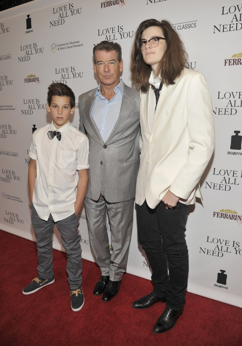 Arrivals at the 'Love is All You Need' Premiere 39263