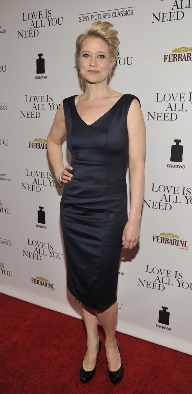 Arrivals at the 'Love is All You Need' Premiere 39325