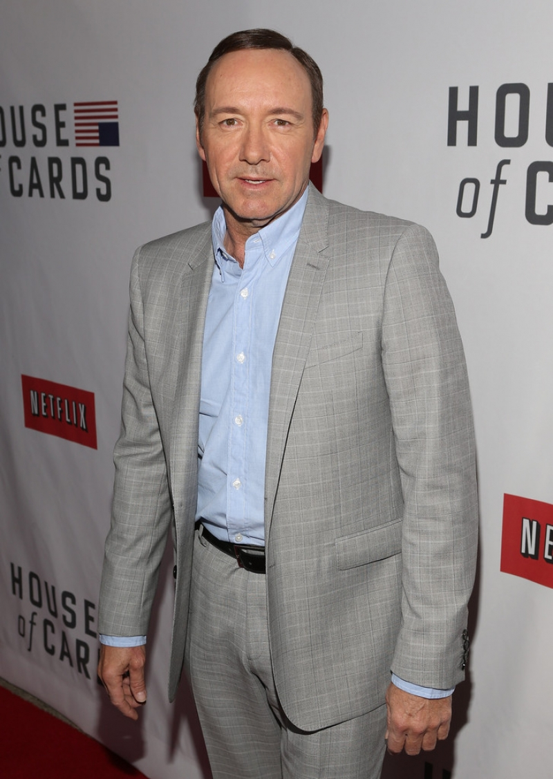 'House of Cards' Q&A in Hollywood 39336