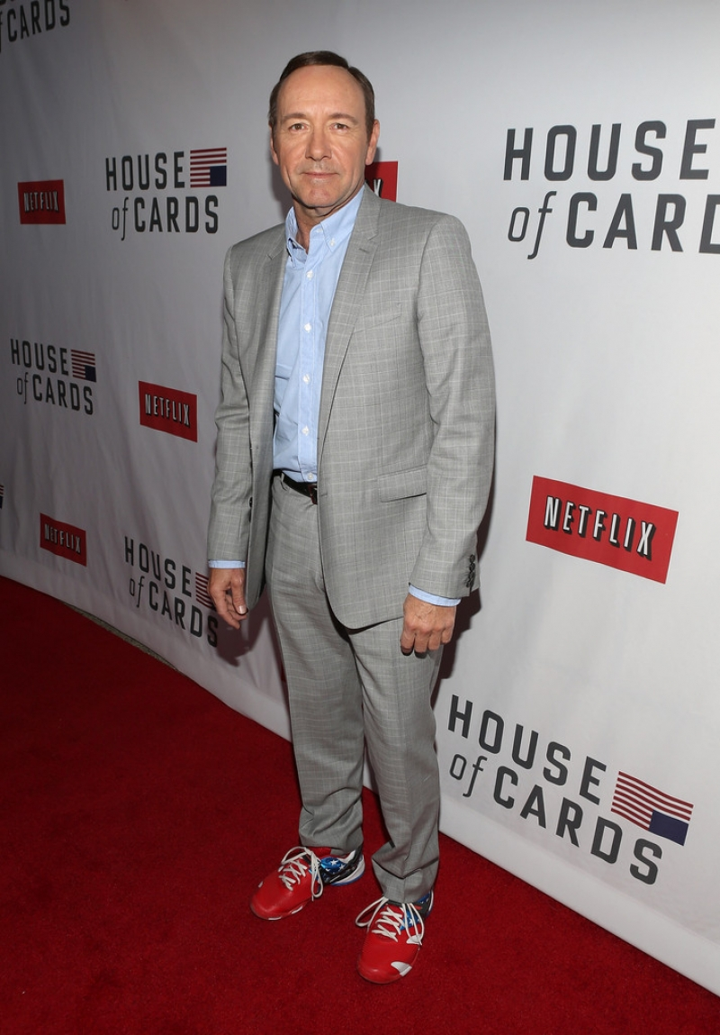 'House of Cards' Q&A in Hollywood 39355