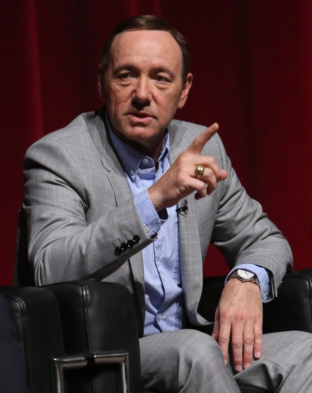 'House of Cards' Q&A in Hollywood 39362