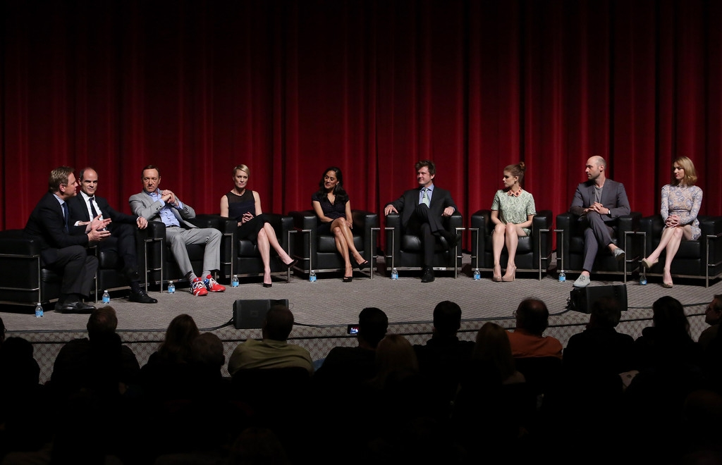 'House of Cards' Q&A in Hollywood 39370
