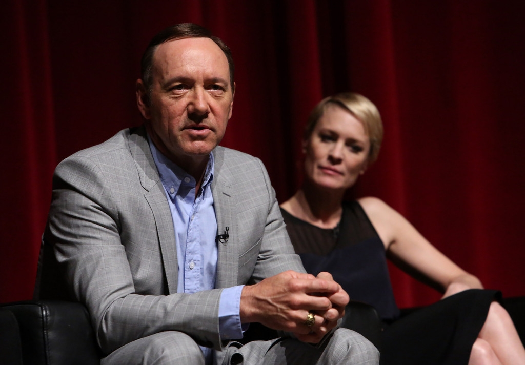'House of Cards' Q&A in Hollywood 39375