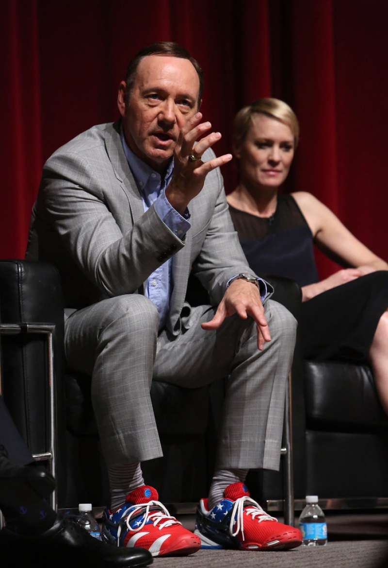 'House of Cards' Q&A in Hollywood 39379