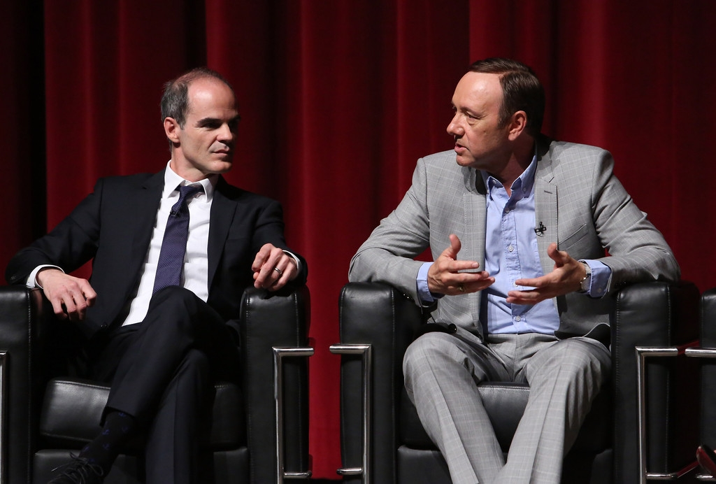 'House of Cards' Q&A in Hollywood 39395