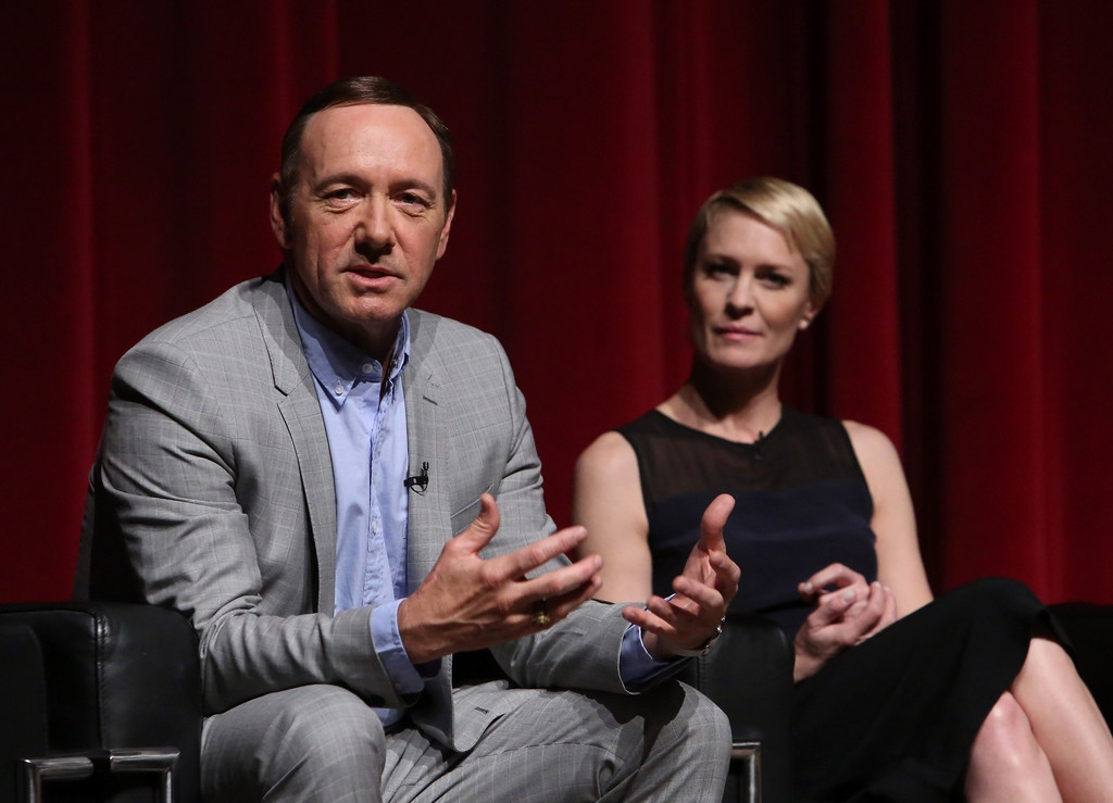 'House of Cards' Q&A in Hollywood 39408