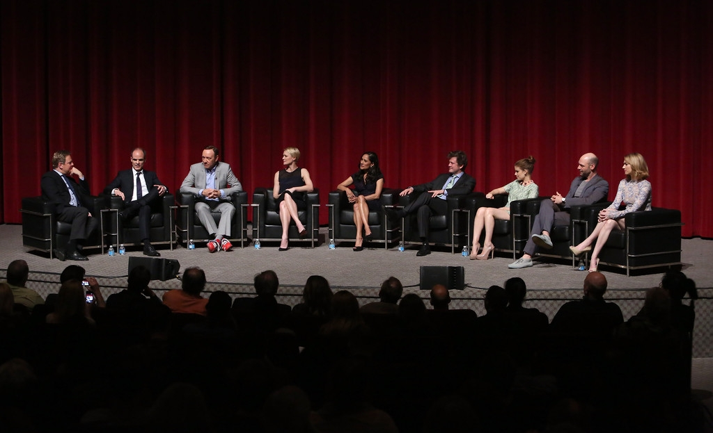'House of Cards' Q&A in Hollywood 39409
