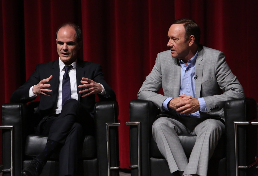 'House of Cards' Q&A in Hollywood 39417