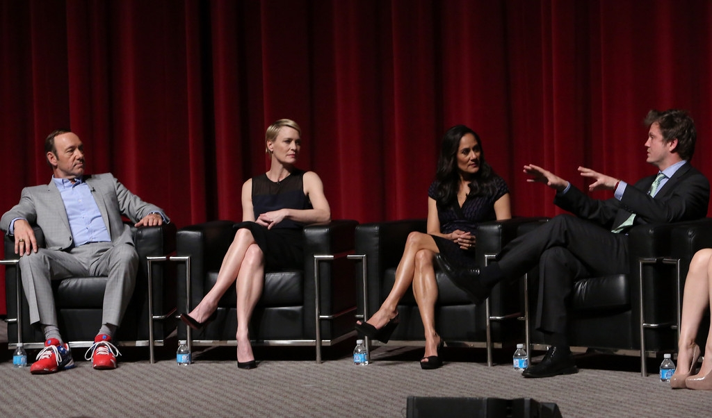 'House of Cards' Q&A in Hollywood 39424