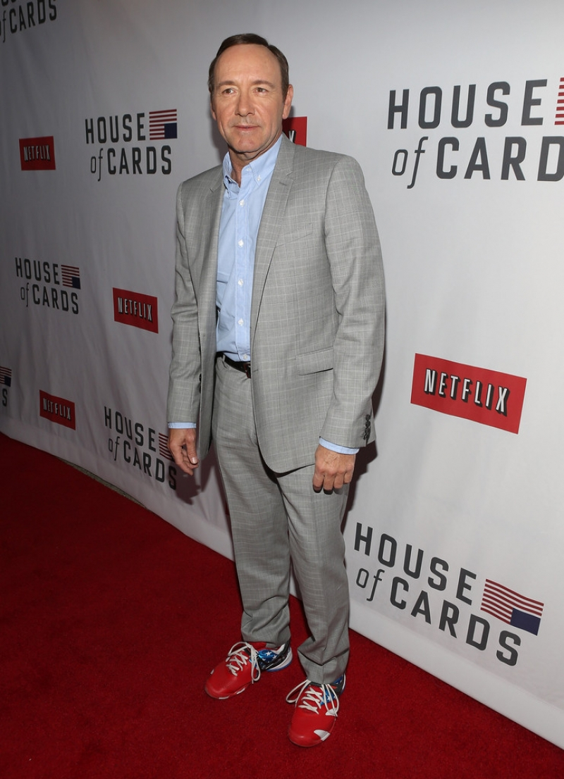'House of Cards' Q&A in Hollywood 39450