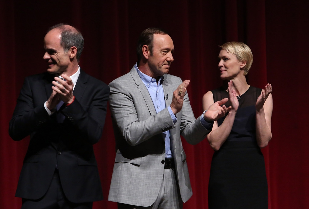 'House of Cards' Q&A in Hollywood 39454