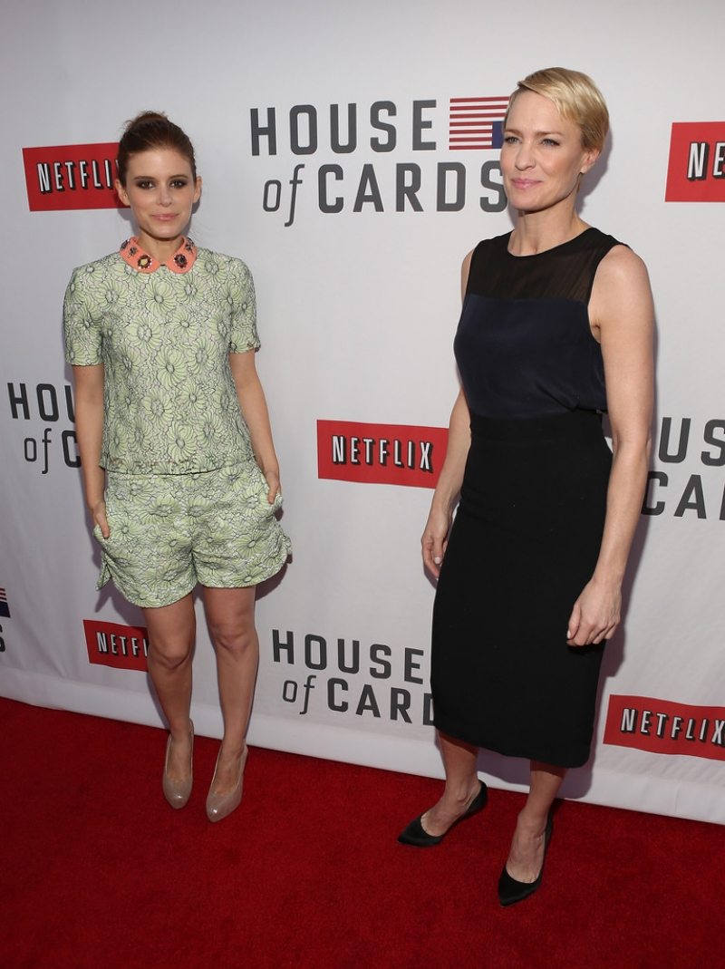 'House of Cards' Q&A in Hollywood 39463