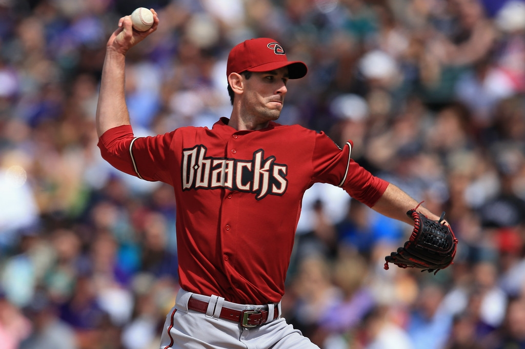 Arizona Diamondbacks v Colorado Rockies 39541