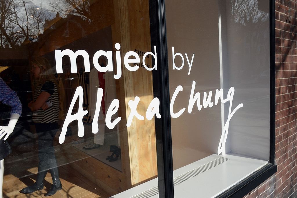 Majed By Alexa Chung SS13 Event 39587