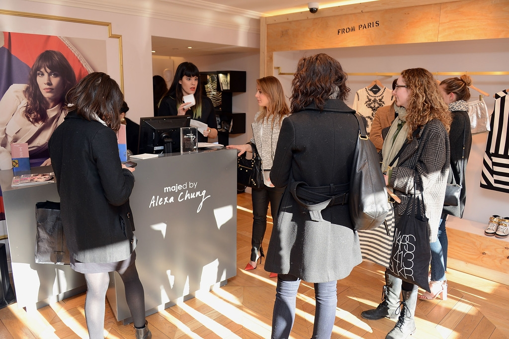 Majed By Alexa Chung SS13 Event 39594