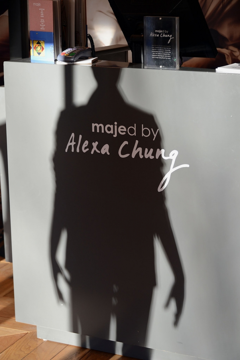 Majed By Alexa Chung SS13 Event 39601