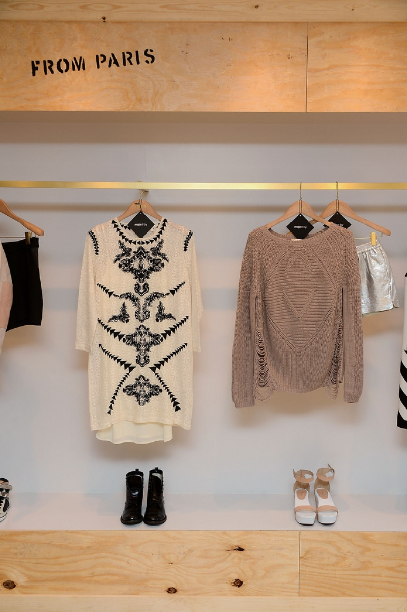 Majed By Alexa Chung SS13 Event 39606