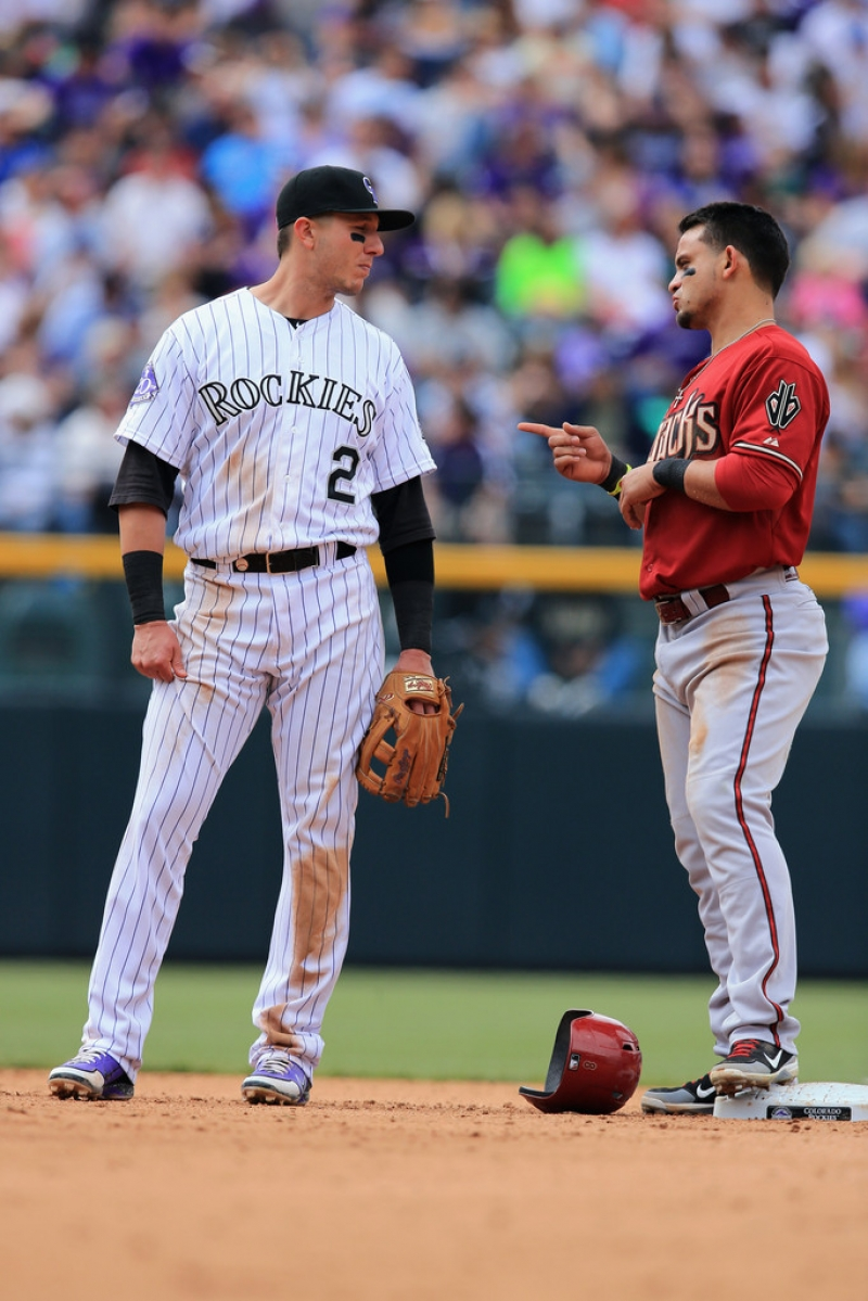 Arizona Diamondbacks v Colorado Rockies 39637