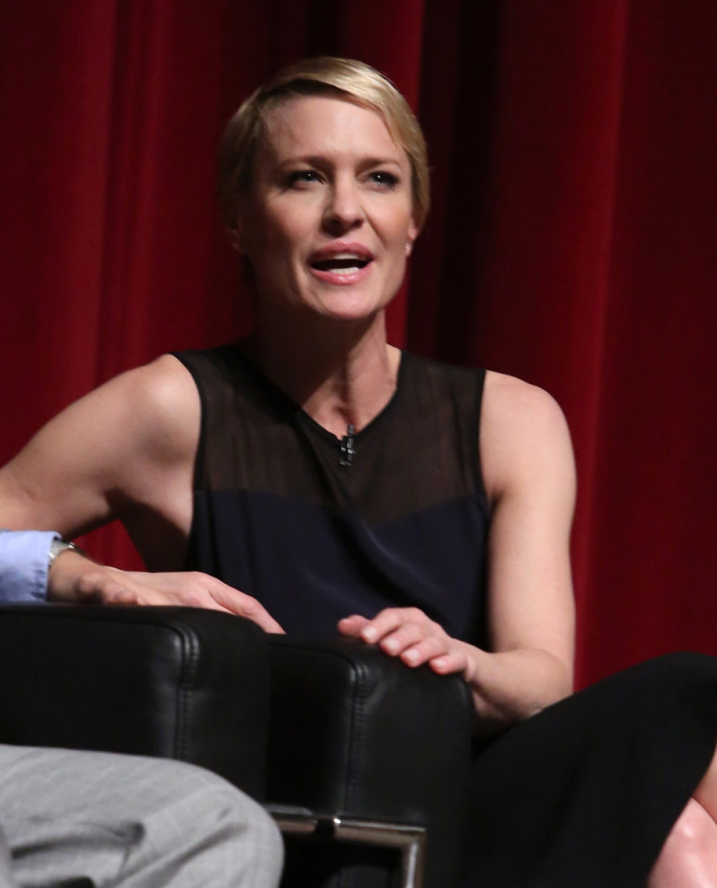 'House of Cards' Q&A in Hollywood 39643