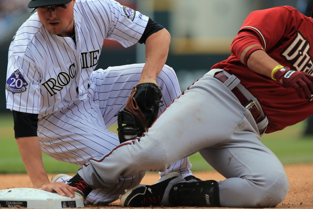 Arizona Diamondbacks v Colorado Rockies 39672