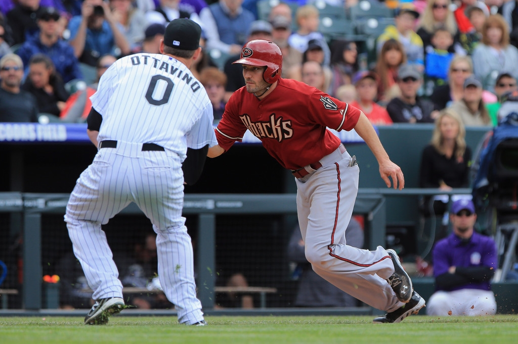 Arizona Diamondbacks v Colorado Rockies 39674