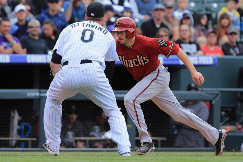 Arizona Diamondbacks v Colorado Rockies 39683