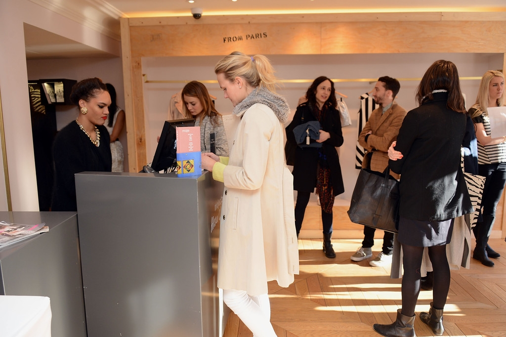Majed By Alexa Chung SS13 Event 39691