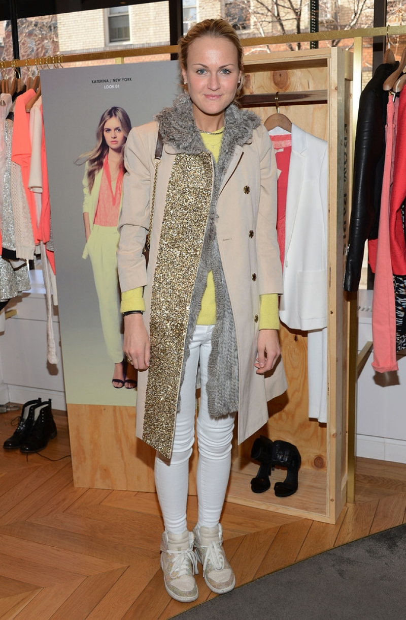 Majed By Alexa Chung SS13 Event 39694