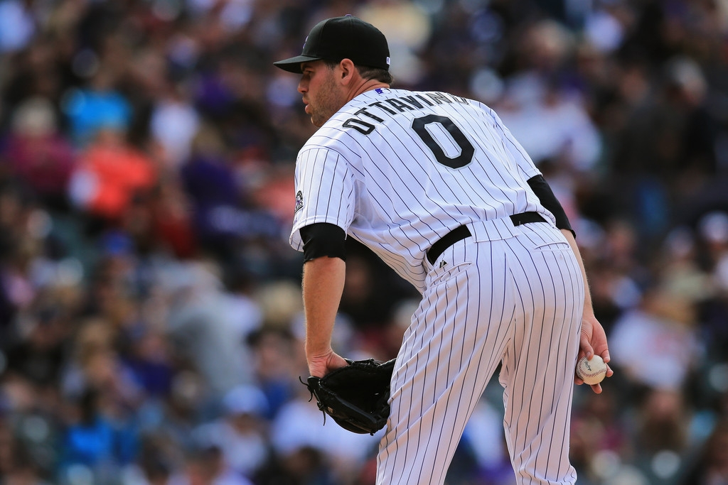 Arizona Diamondbacks v Colorado Rockies 39712