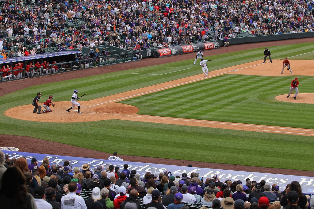 Arizona Diamondbacks v Colorado Rockies 39762