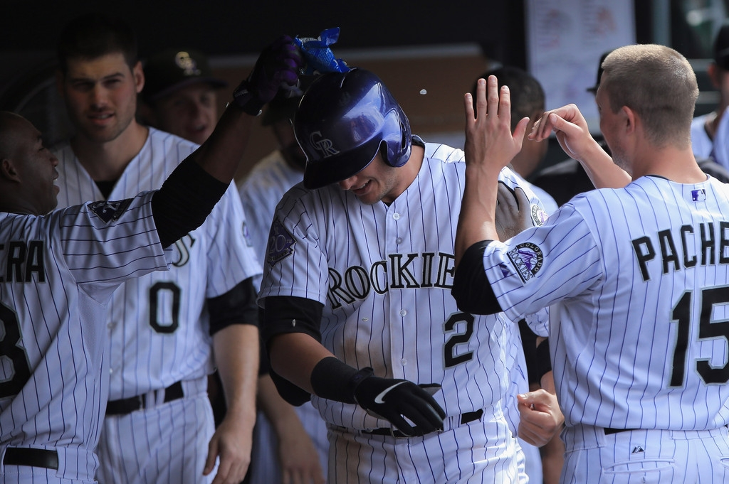Arizona Diamondbacks v Colorado Rockies 39764