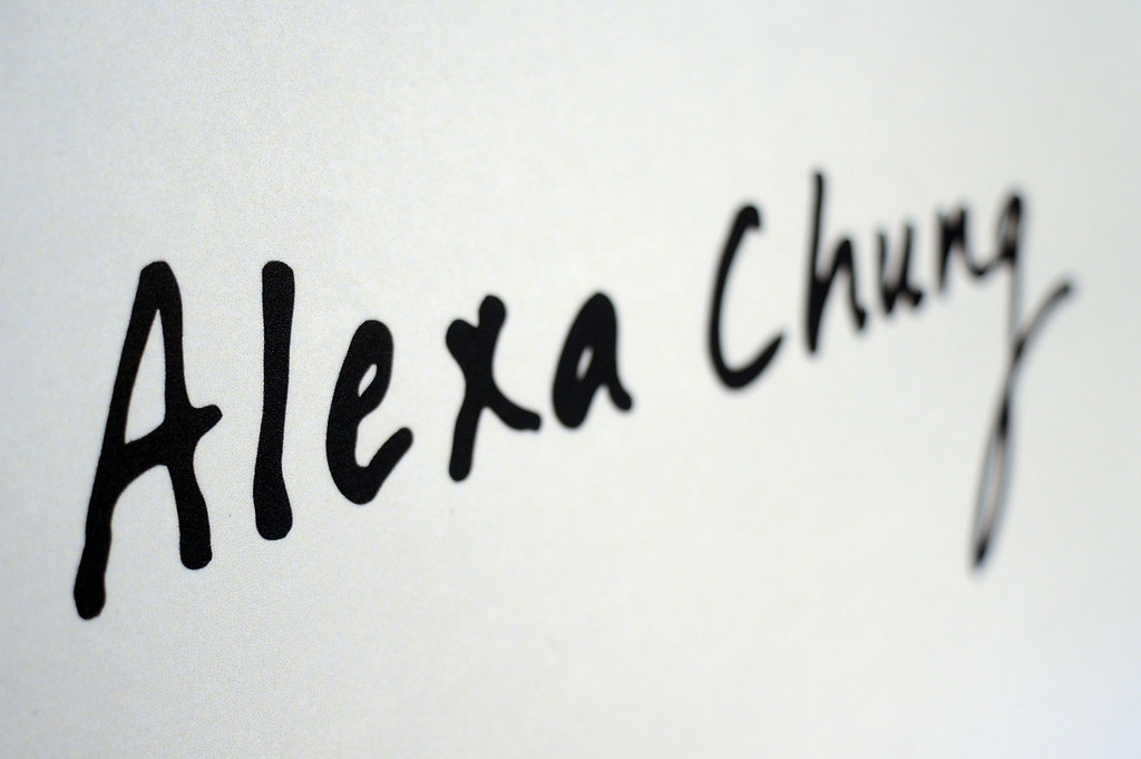 Majed By Alexa Chung SS13 Event 39769