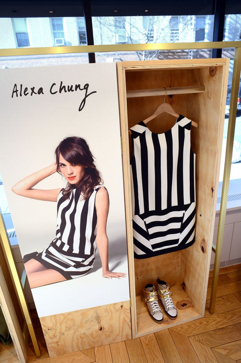 Majed By Alexa Chung SS13 Event 39781