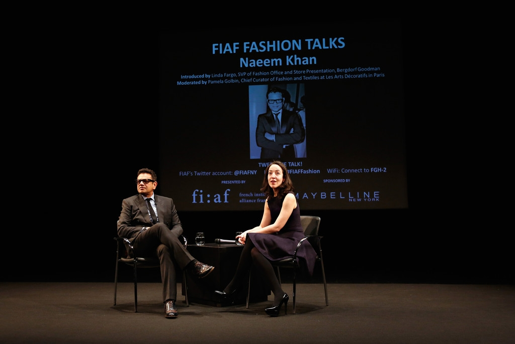 Fashion Talks 2013 Presents: Naeem Khan 39795