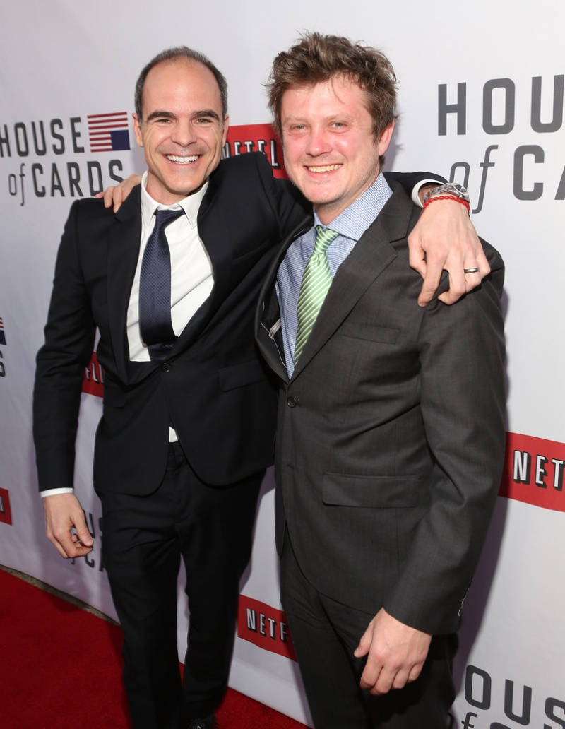 'House of Cards' Q&A in Hollywood 39809