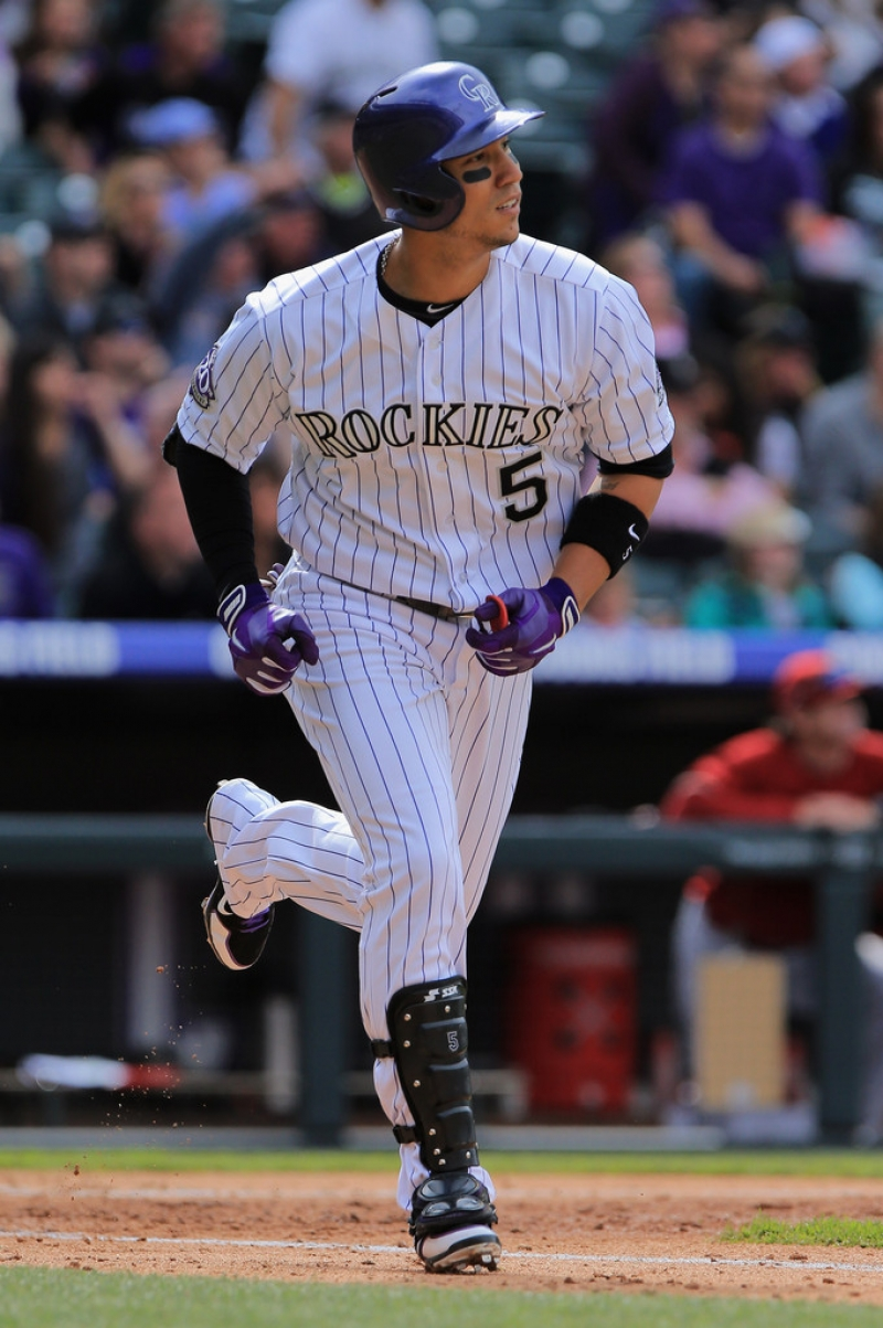 Arizona Diamondbacks v Colorado Rockies 39811