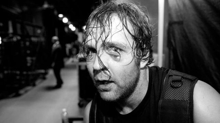 Dean Ambrose defeated Kofi Kingston with Revitalizer Headlock DDT to win the U.S. championships 39834
